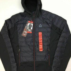 Men's Gerry Hybrid Sweater Down Jacket With Hood